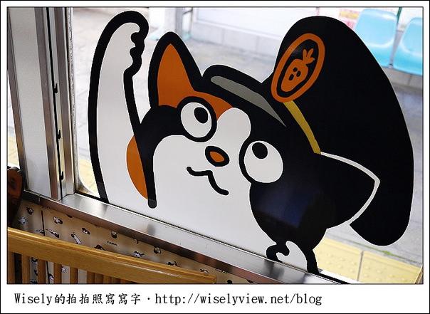 【旅行】2011日本大阪:和歌山电铁贵志站,猫咪电车,小玉駅长