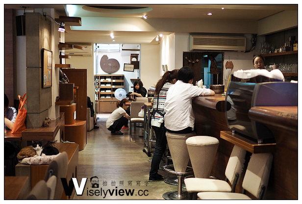 大安区:极简咖啡馆minimal café@特色宠物餐厅,位师大夜市里