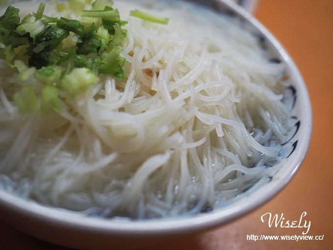 【食記】台北中正。捷運東門站:東門市場美食@黃媽媽米粉湯、東門城滷肉飯