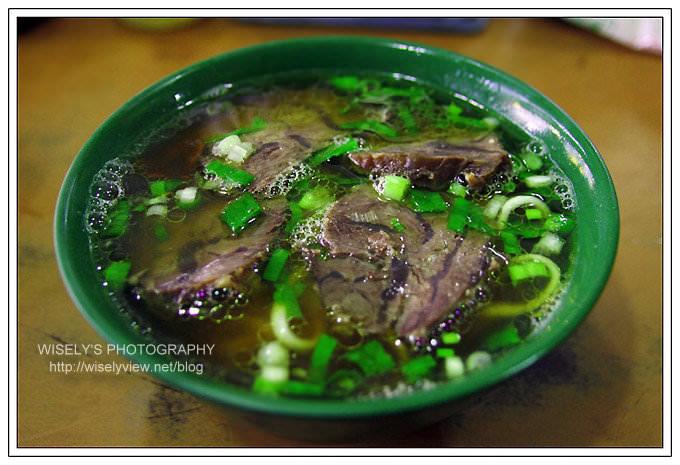 【食記】林東芳牛肉麵