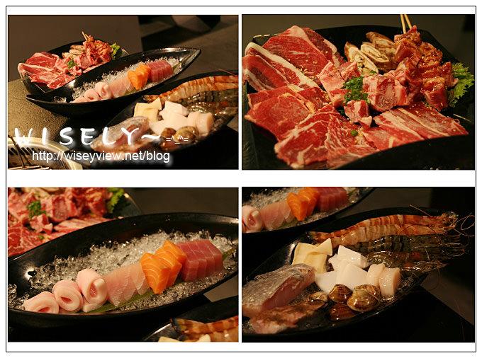 【食記】就是好客海鮮炭火燒肉
