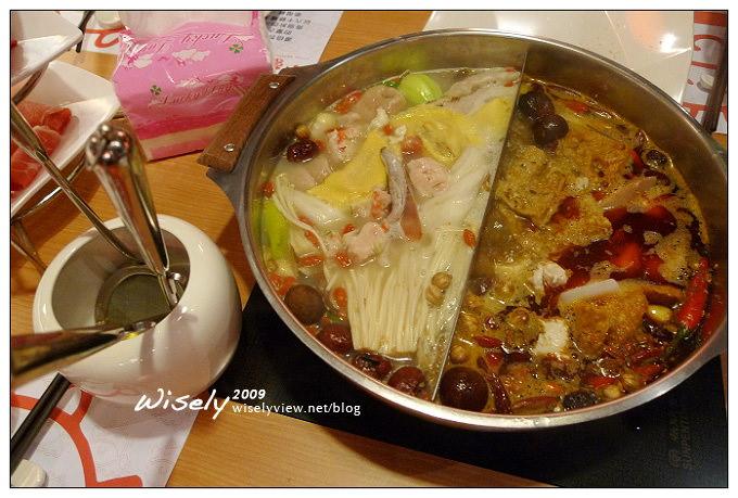 【食記】台北.公館:小蒙牛頂級麻辣養生鍋-吃到飽(已遷址)