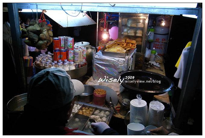 【遊記】2009阿里山賞櫻:填飽肚子先 -1