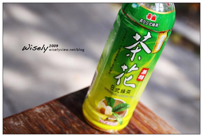 【分享】泰山冰鎮茶花綠茶/日式綠茶 (小綺喝茶記事)