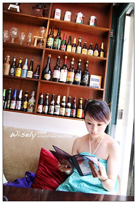 【朋友】2009 Ingrid@公館Café Bastille