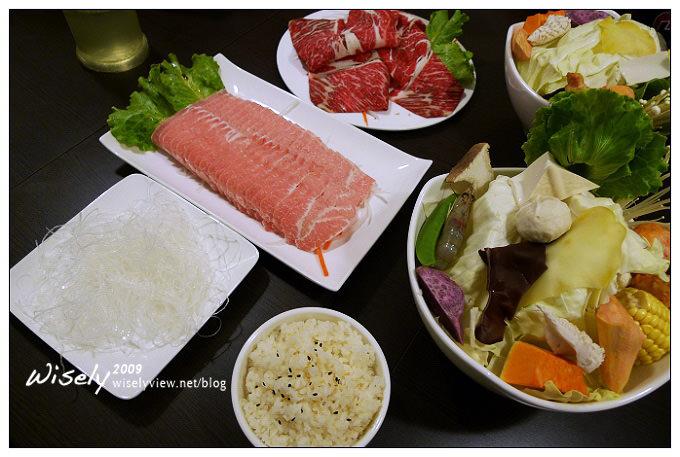 【食記】台北 汐止.澤村健康鍋物 (涮涮鍋)