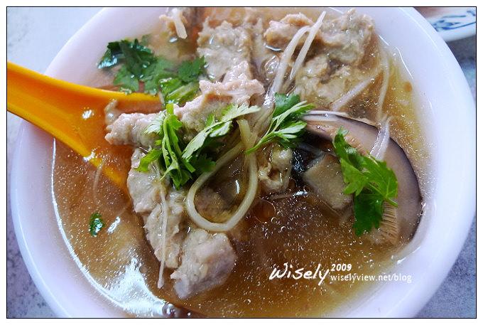 【食記】台北.金峰魯肉飯 (南門市場旁)
