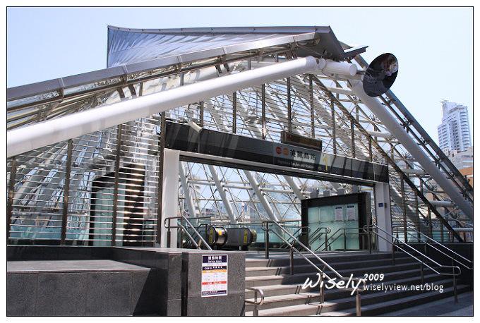 【旅行】高雄捷運一日遊 03:高捷美麗島站(光之穹頂)