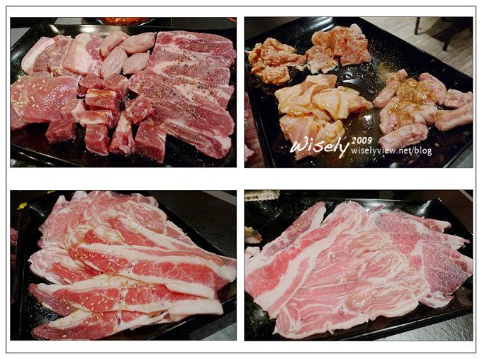 【食記】新北板橋:烤八方日式燒肉吃到飽