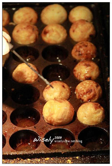 【食記】台北.景美夜市:日船章魚小丸子 (章魚燒)