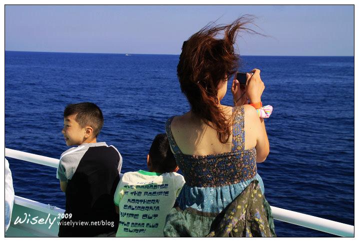 【旅行】沖繩2009遊記-04:泊港快速船、座間味島