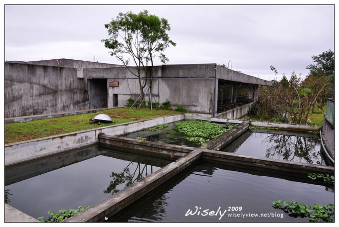 【遊記】宜蘭農村參訪(2):員山鄉 勝洋休閒農場/水草餐廳