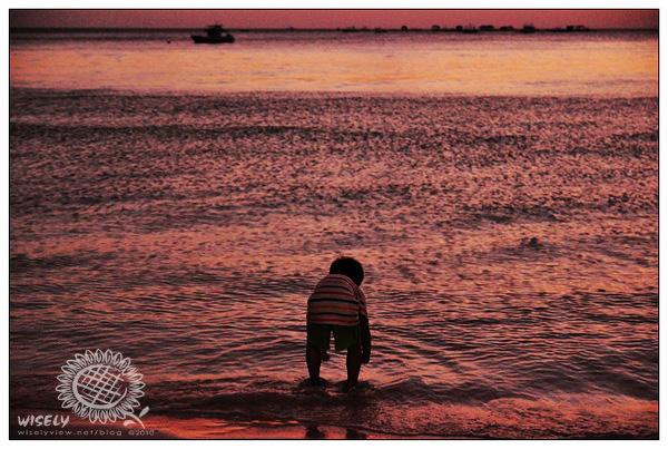 【旅行】菲律賓.長灘島 初見夕顏色溫 –03