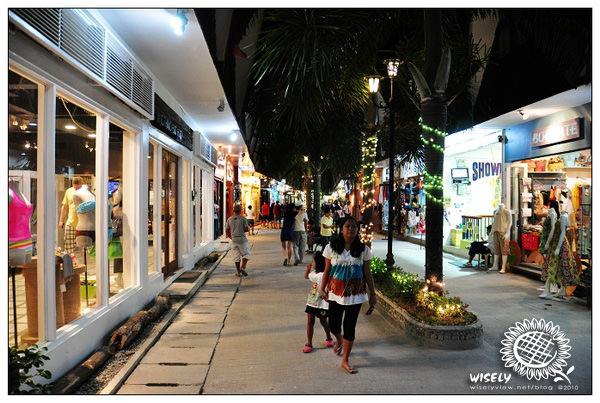 【旅遊】菲律賓.長灘島:D-Mall夜間隨拍及星巴克杯 -04