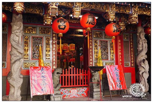【新年】2010 宜蘭.初一:昭應宮媽祖廟拜拜 (庚寅年太歲:虎、猴、蛇)