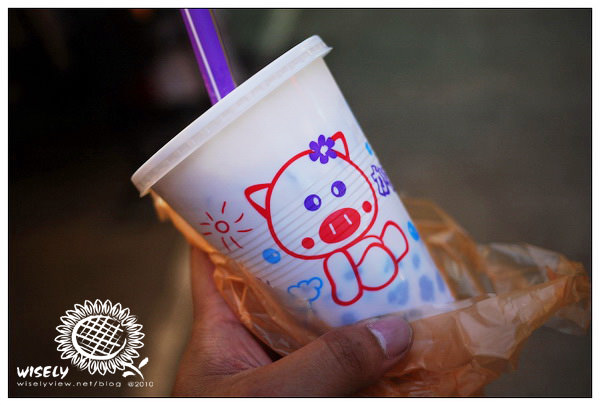 【食記】台北.景美夜市:屏東清蒸肉圓、曾家燒酒麻油雞、小甜甜珍珠奶茶