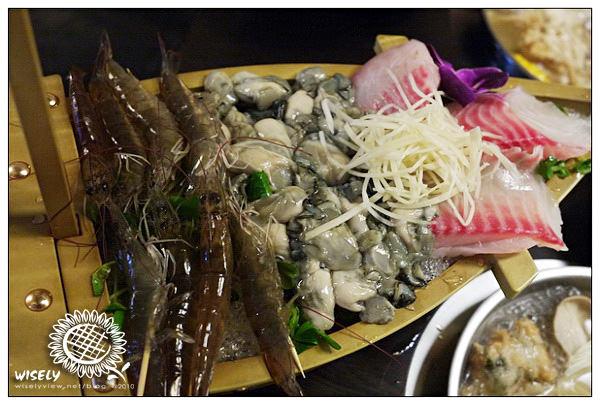 【食記】台北.川之流精緻涮涮鍋 (民生店)