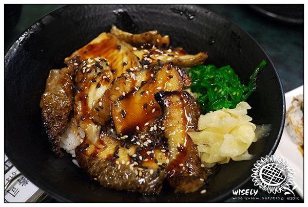 【食記】新北永和.二訪源創意壽司屋&永和鹹蛋糕