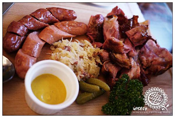【食記】台北市.白屋歐陸料理:家庭套餐(新址搬至大直)