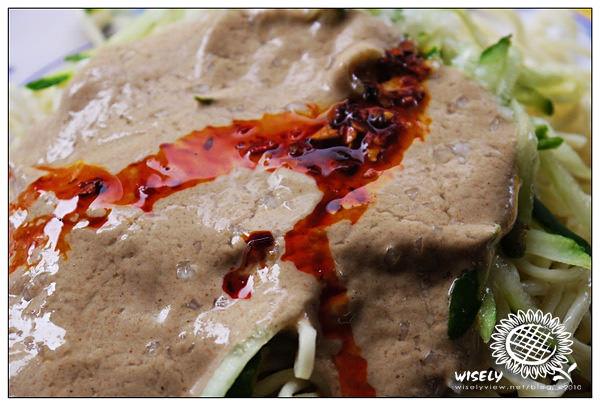 【食記】台北.興安街小吃:24H長春涼麵&東峰(果汁)木瓜牛奶