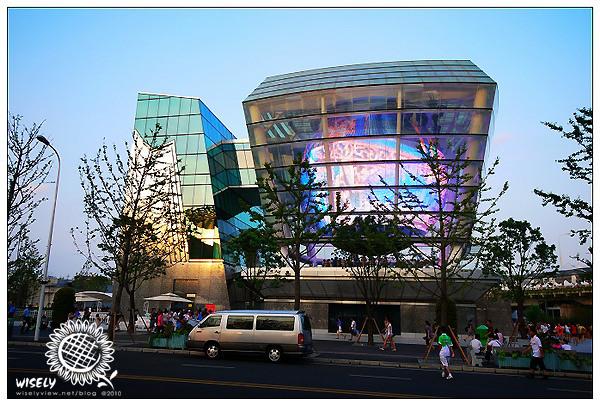 【旅遊】2010 中國.上海:世博台灣館(三)展覽介紹 –06