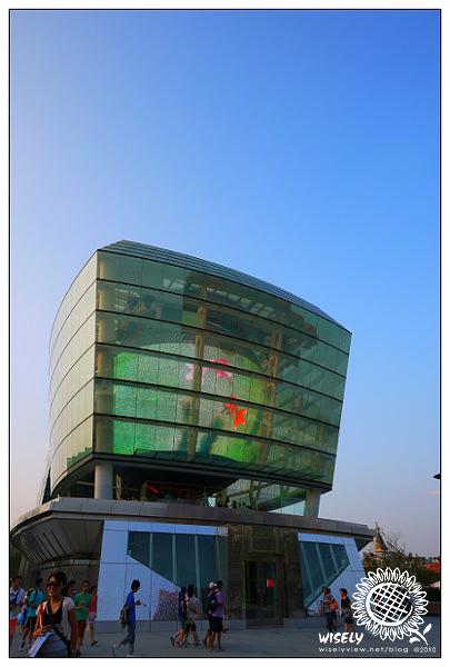 【旅遊】2010 中國.上海:世博台灣館(一) 感想前言 –03