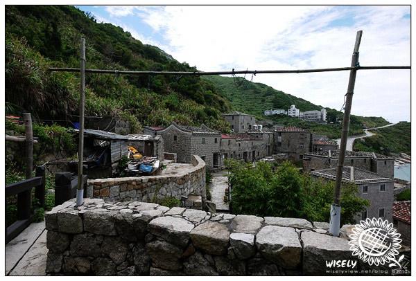 【旅遊】2010台灣.馬祖:北竿島芹壁聚落_晴天藍隨拍 -03