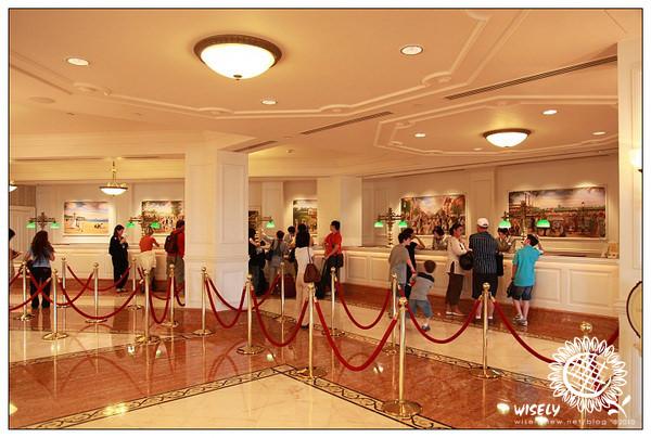 【旅遊】2010中國.香港:迪士尼樂園酒店(住房和餐廳) Day3