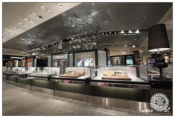 【旅遊】2010美國.關島:DFS Galleria 環球免稅店 -03