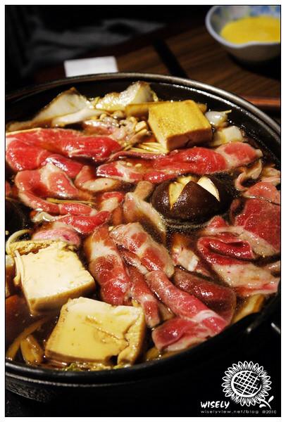 【食記】台北.古川日本料理:壽喜燒吃到飽 (續攤:丁香豆花、亞奇咖啡)