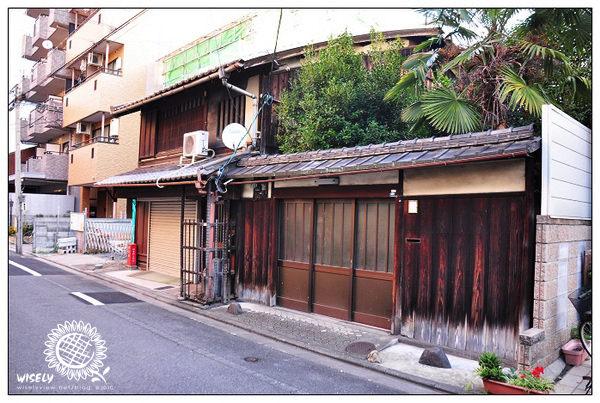 【旅遊】2009 日本.京都:K's House Kyoto (平價住宿旅館)