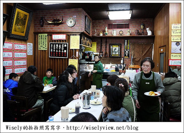 【旅行】2011 日本.大阪:心齋橋せんば自由軒(名物咖哩)、BIC CAMERAビックカメラ(電器連鎖大賣場)