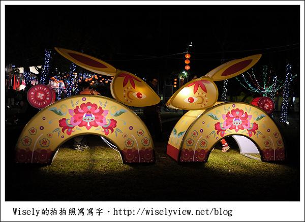 【新年】2011宜蘭.除夕夜:歡樂宜蘭年@中山公園(GF2隨手拍)