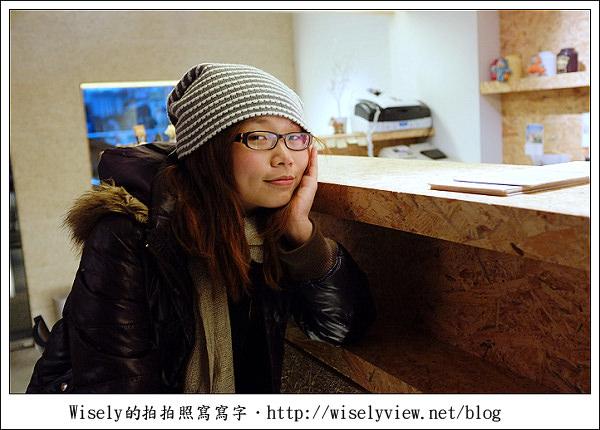 【隨拍】台北信義。捷運市政府站:巢咖啡 Nido Café (提供WiFi網路)/Fujifilm FinePix X100