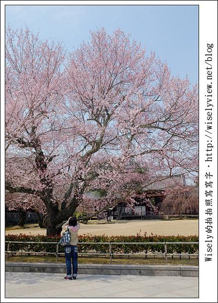 【記事】2011關西(京阪神)-02:今年京都四月初還沒有櫻花~=.=