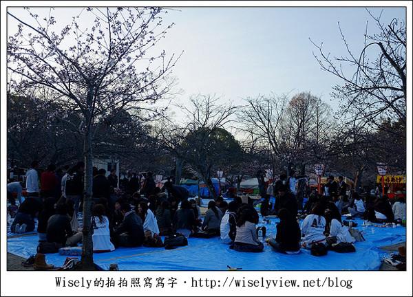 【記事】2011關西(京阪神)-03:首次的夜櫻在八坂神社 (Fujifilm X100)