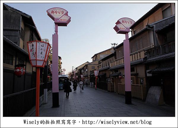 【隨拍】2011關西(京阪神)-05:京都祇園花見小路藝妓拍攝心得分享 (Canon EOS 5D2)