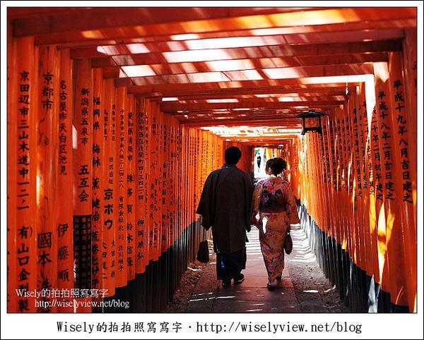 【活動】2011關西(京阪神)-07:來自京都伏見稻荷的開運白狐守乙枚和明信片,以及桌布分享下載(得獎名單如下)