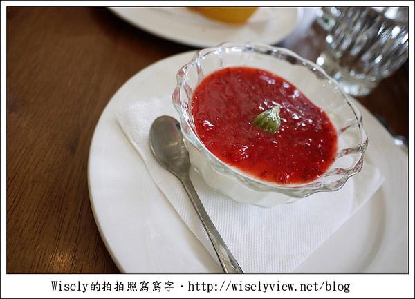 【食記】台北.公館商圈:貳樓餐廳 SECOND FLOOR CAFÉ (菠菜園歐姆蕾、美式炸牛排)