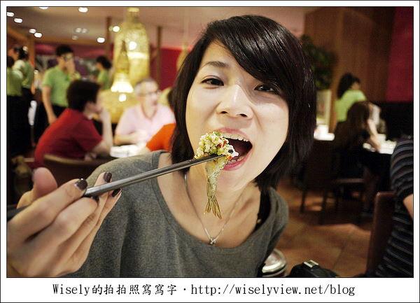 【食記】台中.新光三越百貨(中港路):瓦城泰國料理