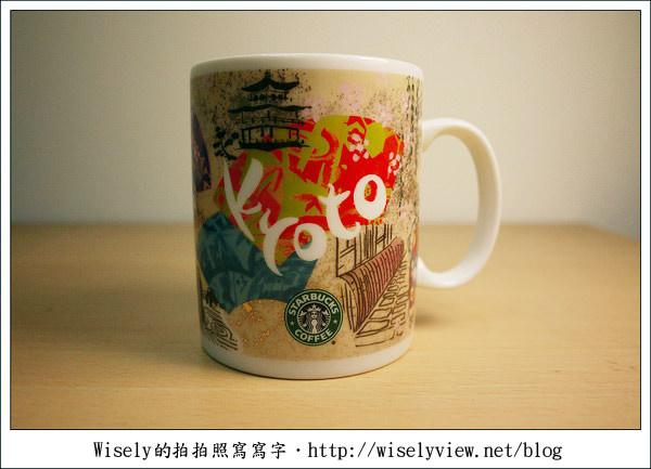 【旅行】2011關西(京阪神)-19:京都祇園Starbucks (星巴克京都杯)