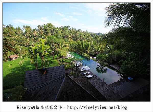 【旅行】2011(印尼)峇里島-16:Komaneka at Bisma Bali Ubud (住宿飯店旅館)