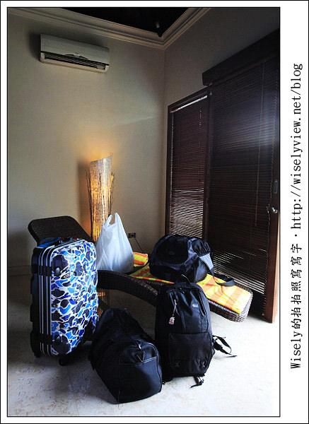 【旅行】2011(印尼)峇里島-17:La Beau Kunti Villa in Seminyak (住宿飯店旅館)
