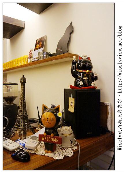 【食記】台北市.大安區:貓咪先生的朋友/貓ちゃんの友達 (提供WiFi網路)