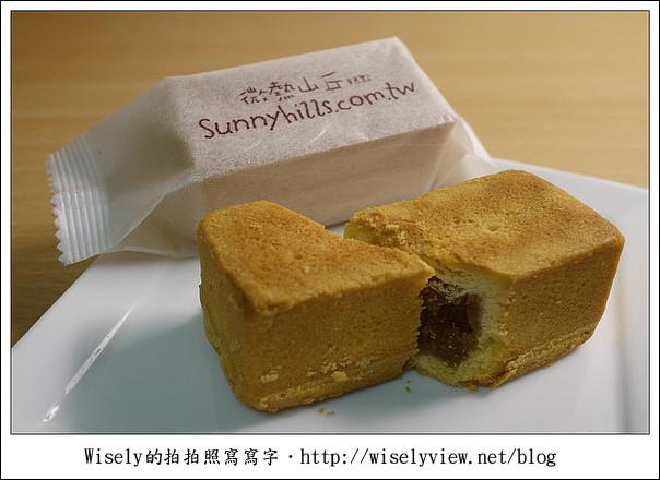 【食記】網購.南投名產:微熱山丘糕點 (感謝好友Via的鳯梨酥)