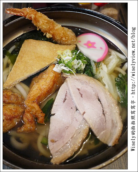 【歇業】台北市.大安區:土三寒六讚岐烏龍麵~好吃到想把每種都嚐一遍