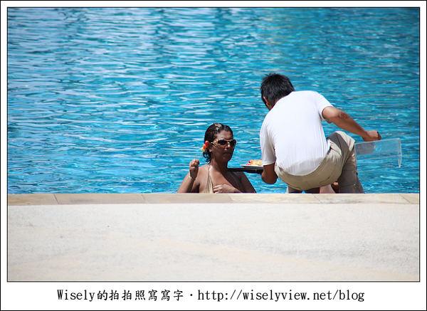 【旅行】2011(印尼)峇里島-19:港麗飯店 CONRAD BALI RESORT (住宿飯店旅館)