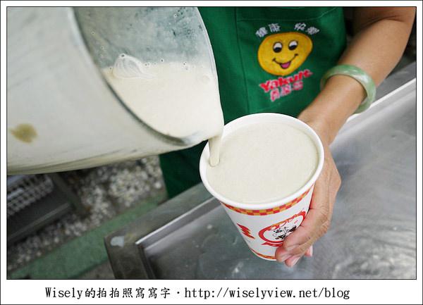 【食記】宜蘭市出名美食:北門綠豆沙牛乳、北門蒜味肉羹二店(阿娘給的)