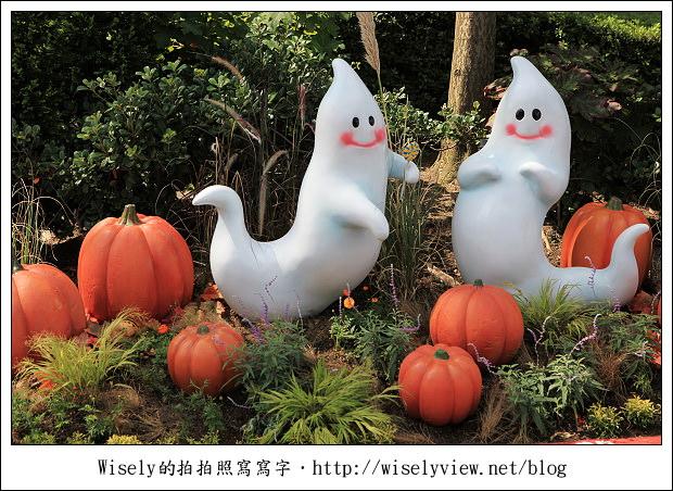【旅行】2011關西(京阪神)-25:夏季大阪環球影城遊玩~萬聖節Hello Kitty加大白鯊冒險體驗