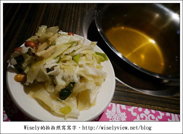 【食記】台北市.大安區:自然風涮涮鍋∼食材不錯但是點餐要仔細,沒吃到沙公有怨念